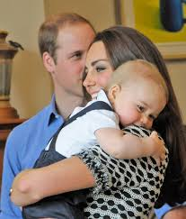 William Kate and George 20