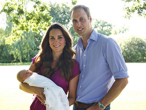 William Kate and George 8