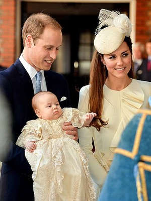 William Kate and George 9