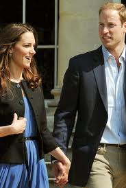 William and Kate 125