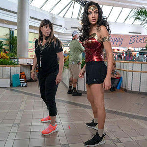 Wonder Woman 1984 -BTS