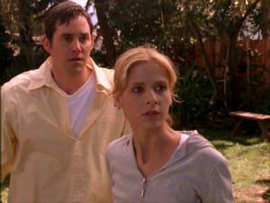 Xander and Buffy 3