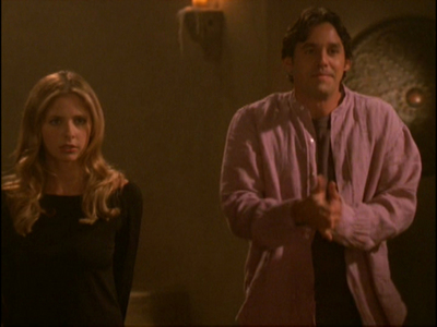 Xander and Buffy 4