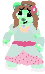 Yasmin as cinderella