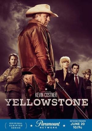 Yellowstone Poster - Season 1