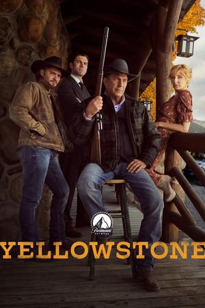 Yellowstone Poster - Season 2