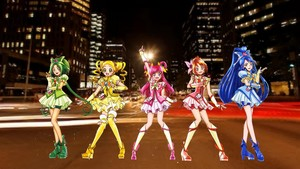 Yes! PreCure 5 GoGo
