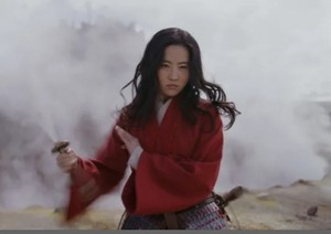 Yifei Liu as Hua Mulan