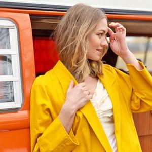 Yvonne Strahovski ~ Glamour UK