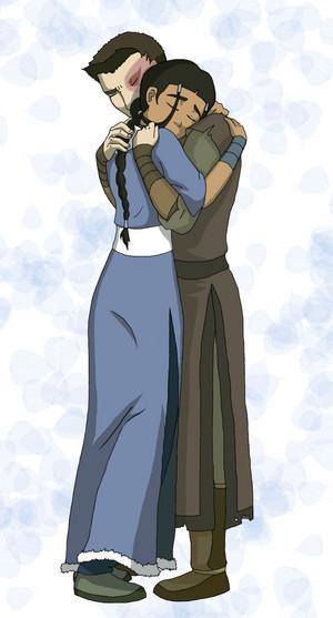 Zutara Hug