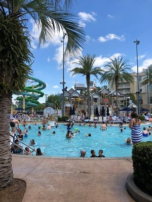 Childrens' Pool And Waterpark