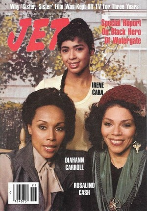 The Cast Of Sister Sister On The Cover Of Jet
