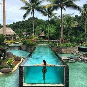 ikan Tank Backyard Swimming Pool
