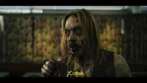 iggy as a zombie