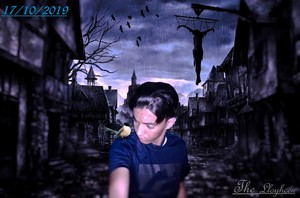 lloyhcen lahcen in horror village