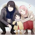 uchiha family - anime fan art