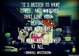 this is from gumball in episode the dress...so true.