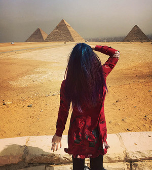 travel girls, चोटी, शीर्ष women travel instagram, solo female travel instagram, travel instagrammers, giza