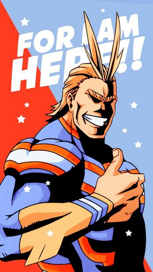 *All Might : My Hero Academia*