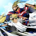 *All Might : My Hero Academia* - anime photo