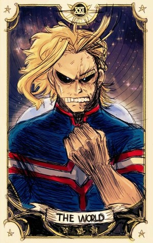 *All Might*