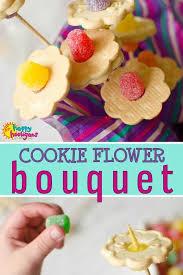 Cookie Flower Bouquet Book
