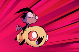 'Invader Zim: Enter The Florpus' Promotional चित्र