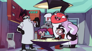 'Invader Zim: Enter The Florpus' Promotional photo