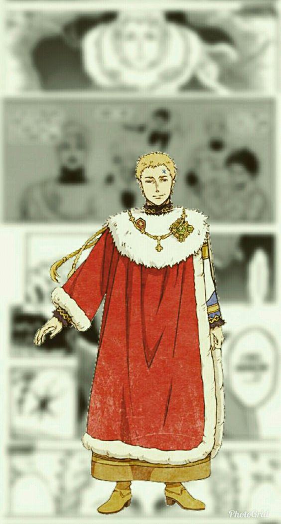 Julius Novachrono Black Clover Anime Foto 42924167 Fanpop The wizard king/emperor from anime black clover. fanpop