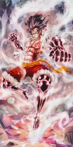 *Luffy Gear Fourth : Snake Man : One Piece*