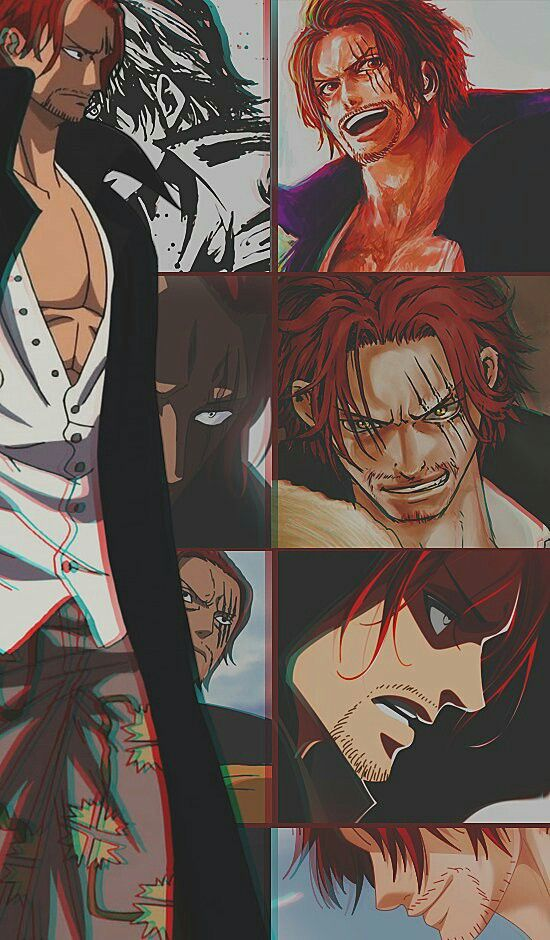 *Red Haired Shanks*