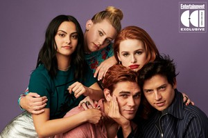 'Riverdale' Cast ~ Entertainment Weekly Comic Con Portrait