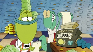 'Rocko's Modern Life: Static Cling' Promotional Photo