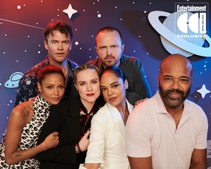 'Westworld' Cast ~ Entertainment Weekly Comic Con Portrait