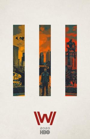 'Westworld' Season 3 Character Poster ~ Caleb