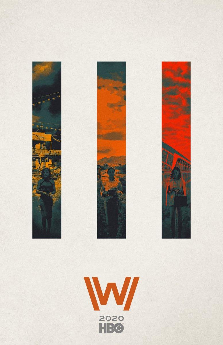 'Westworld' Season 3 Character Poster ~ Charlotte Hale