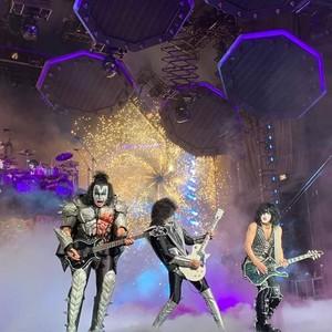 Kiss ~Darien, New York...August 23 2019 (Darien Lake Performing Arts Center)