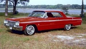 1964 Chwvy Impala
