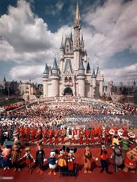 1971 Grand Opening Of Disneyworld