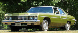 1973 Chevy Impala