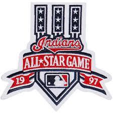 1997 Baseball All-Star Game Logo