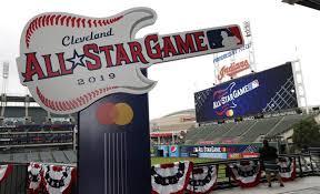 2019 Baseball All-Star Game Logo