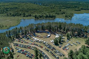 37th Annual медведь River PowWow — in Lac du Flambeau, Wisconsin