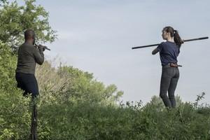 5x09 ~ Channel 4 ~ morgan and Alicia
