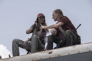 5x12 ~ Ner Tamid ~ Dwight and Sarah