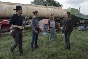 5x12 ~ Ner Tamid ~ John, June, Sarah and Dwight