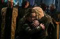 6x13 - The Blood of Sanctum - Madi and Clarke - the-100-tv-show photo