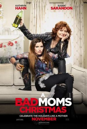 A Bad Moms Christmas (2017) Poster