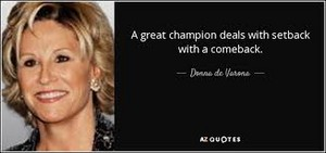 A Quote From Donna Da Varona
