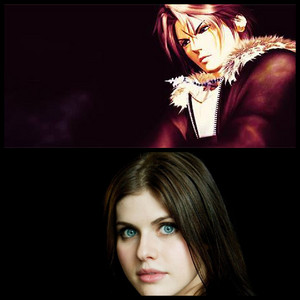 ALEXANDRA DADDARIO HATE U FAKE ファン Squall Leonhart INSOMNIA IN ファンポップ